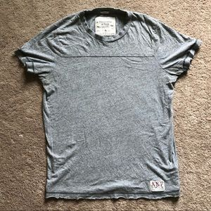 A&F Distressed Muscle Shirt